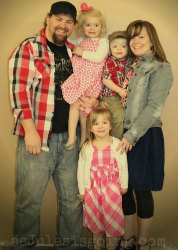 Ester 2013 Family Picture