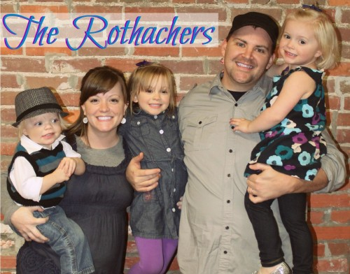 The Rothachers Family Pic