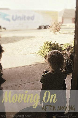 Moving On After Moving