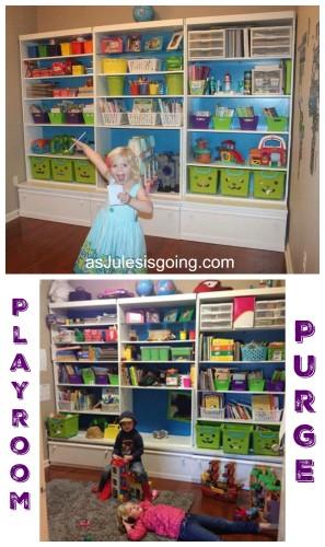 Playroom Purge
